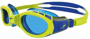 Speedo Futura Biofuse Flexiseal Lunettes de natation Vert