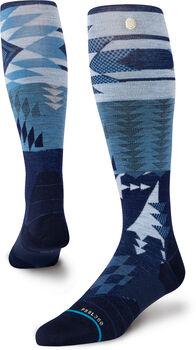 Stance Baux Socken Blau