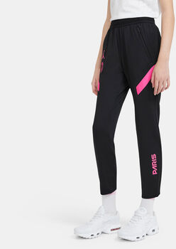 Nike PSG Strike pantalon de football Filles Noir