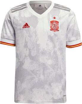 adidas Spain Away Replica maillot de football Hommes Blanc