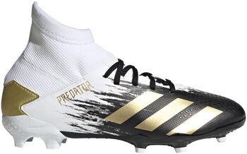 adidas Predator Mutator 20.3 FG chaussure de football Blanc