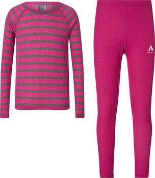 McKINLEY Yahto II / Yaal II Funktionswäsche Set Pink