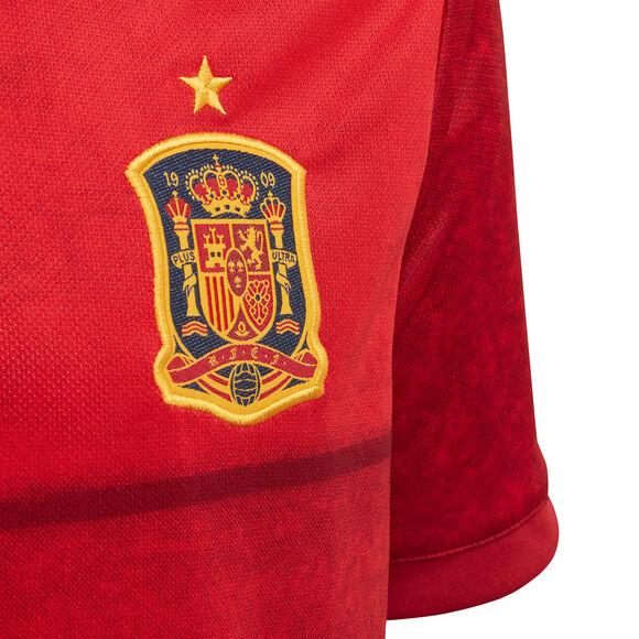 Spanien Home Fussballtrikot