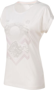 MAMMUT Mountain T-Shirt Damen Weiss