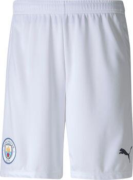 Puma Manchester City Replica Fussballshorts Herren Weiss