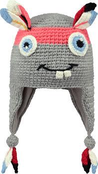 Barts Monster Mütze Grau