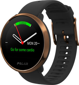 Polar IGNITE Montre de sport Noir