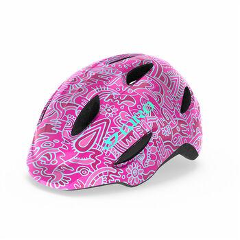 Giro Scamp Bikehelm Pink