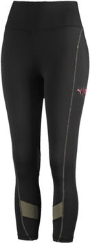 Puma First Mile 3/4 Eclipse Tights Damen Schwarz