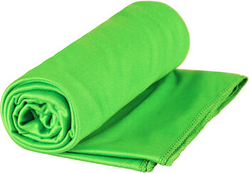 Sea to Summit Pocket Towel Serviette de voyage Vert