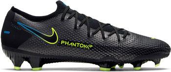 Nike Phantom GT Pro FG Fussballschuh Herren Grau
