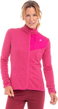 SCHÖFFEL Houston 1 Fleecejacke Damen Pink