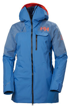 Helly Hansen WHITEWALL LIFALOFT Skijacke Damen Blau