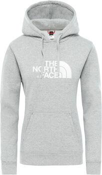 The North Face DREW PEAK sweat-shirt à capuche  Femmes Gris