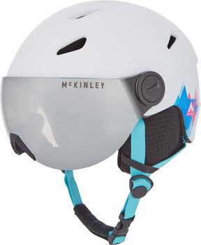 McKINLEY Puls S2 Visor casque de ski Blanc