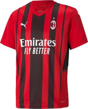 Puma AC Milan Home Replica maillot de football Rouge