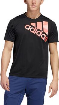adidas Tokyo Fitnessshirt Herren Schwarz