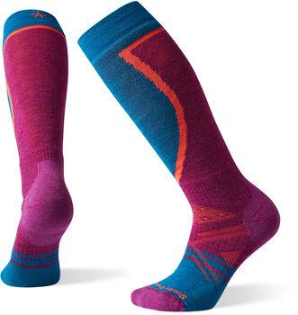 Smartwool PhD Ski Medium Socken Damen Pink