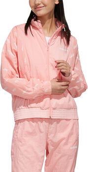ADIDAS Favorites Trainingssjacke Damen Pink