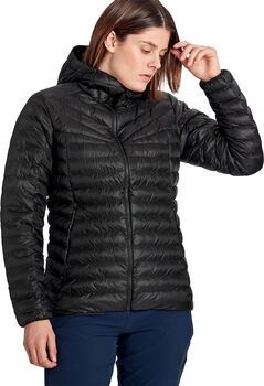 MAMMUT Albula IN Hooded Isolationsjacke Damen Schwarz