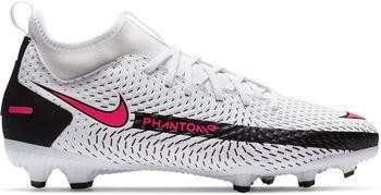 Nike Phantom GT Academy Dynamic Fit chaussure de football Blanc