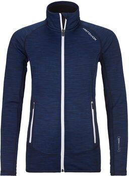 ORTOVOX Fleece Space Dyed Veste polaire Femmes Bleu