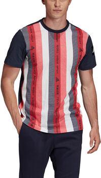 adidas Must Haves GFX 1 T-Shirt Herren Blau