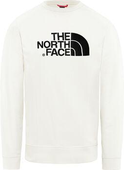 The North Face DREW PEAK CREW Pullover Herren Weiss