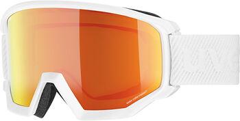 Uvex Athletic CV Lunettes de ski Blanc