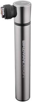 Birzman Mini-Apogee Handpumpe Silber