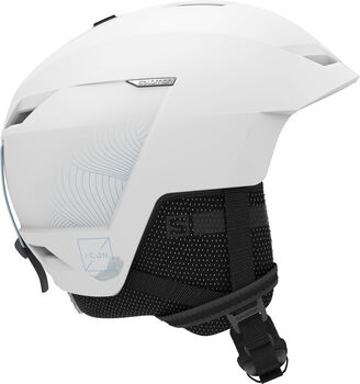 Salomon ICON LT+ casque de ski Femmes Blanc