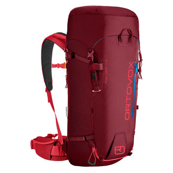 ORTOVOX PEAK LIGHT 38 S Tourenrucksack Damen Rot