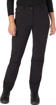 McKINLEY Mandorak Pantalon de randonnée Femmes Noir