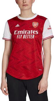 adidas FC Arsenal Home Fussballtrikot Damen Rot