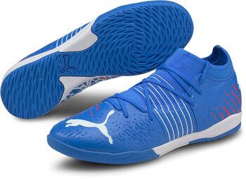 Puma FUTURE Z 3.2 IT chaussure de football en salle Hommes Bleu