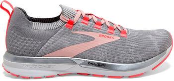 Brooks Ricochet 2 Laufschuh Damen Grau