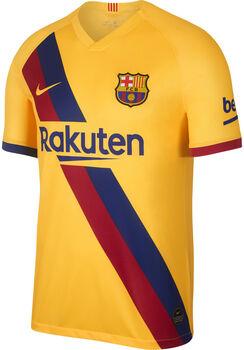 Nike FC Barcelona Stadium Away Fussballtrikot Herren Gelb
