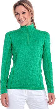 SCHÖFFEL Lienz 2 Rollkragen Skishirt langarm Damen Grün