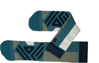 On HIGH Laufsocken Herren Blau