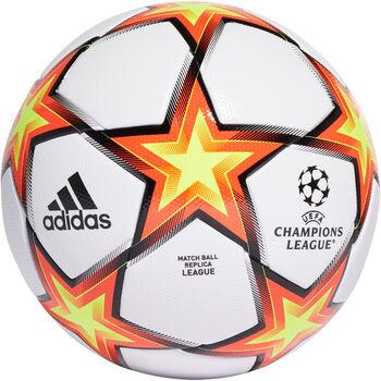 adidas UCL League Pyrostorm Fussball Weiss
