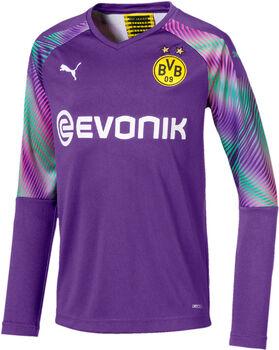 Puma BVB GK Fussballtrikot langarm Violett