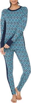 McKINLEY Rina Funktionsunterhosen lang Damen Blau
