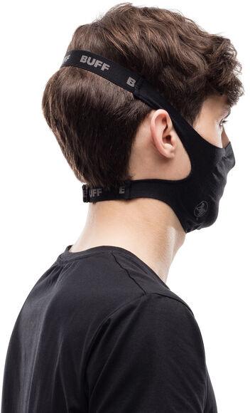 Solid Black masque de protection