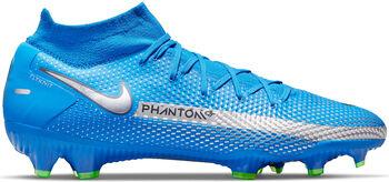 Nike Phantom GT Pro Dynamic Fit FG chaussure de football Hommes Bleu