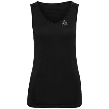 Odlo Performance X-light Baselayer Tank Top Damen Schwarz