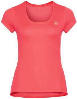 Odlo ACTIVE F-DRY LIGHT ECO T-shirt Femmes Rouge