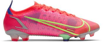 Nike Mercurial Vapor 14 Elite FG chaussure de football Rouge