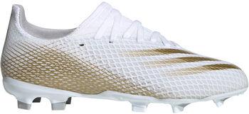 adidas X Ghosted.3 FG chaussure de football Blanc