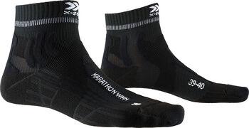 X-Socks MARATHON Laufsocken Damen Schwarz