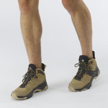 Salomon X ULTRA 4 MID GORE-TEX chaussure de randonnée Hommes Vert